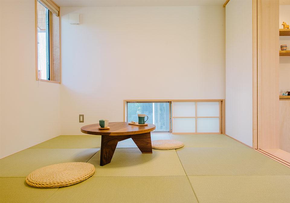 Kisetsuの移ろいを感じられる家8