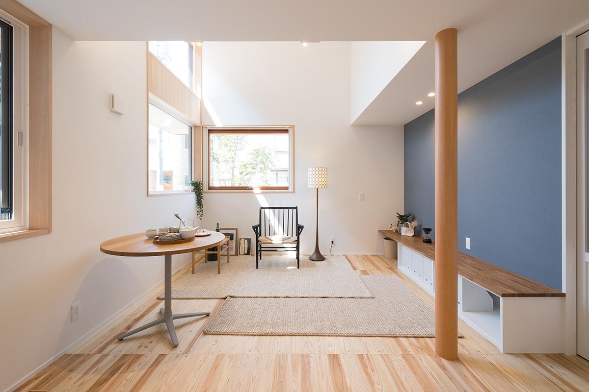 New standardの家